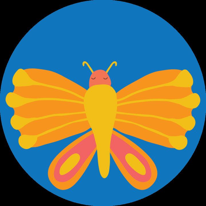 Vlinders – Juf Daisy