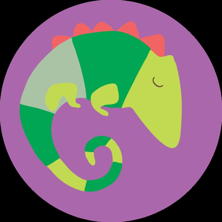 Kameleon – Juf Kristine