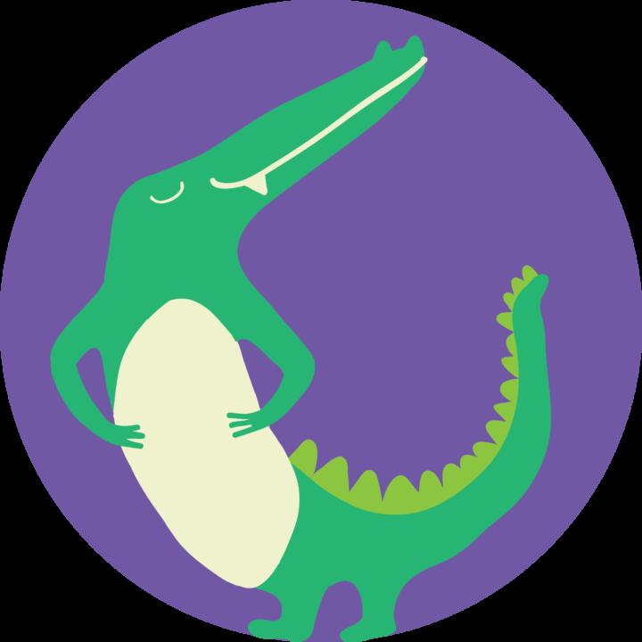 Krokodillen – Juf Hannah
