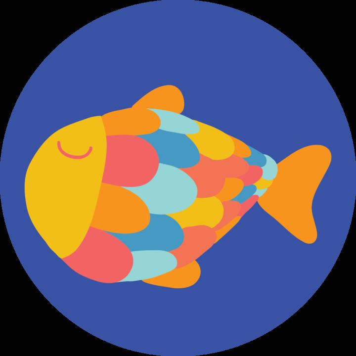 Vissen – Juf Britte en juf Linde